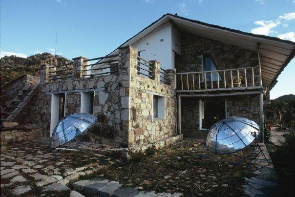 Hotel de turismo sostenible Casa andina
