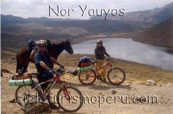 cicloturismo en yauyos
