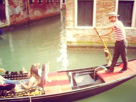 venecia-gondolas